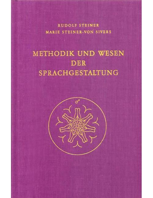 Eurythmie producten Methodik und Wesen der Sprachgestaltung - 9783727428005