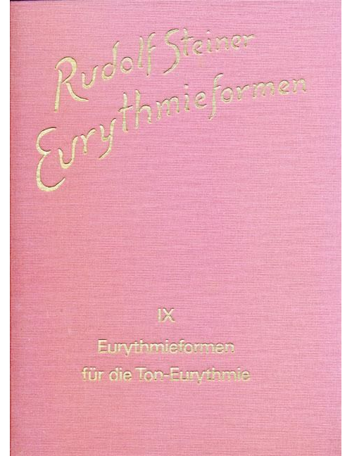 Eurythmie producten Eurythmieformen für die Ton-Eurythmie - 9783727436895
