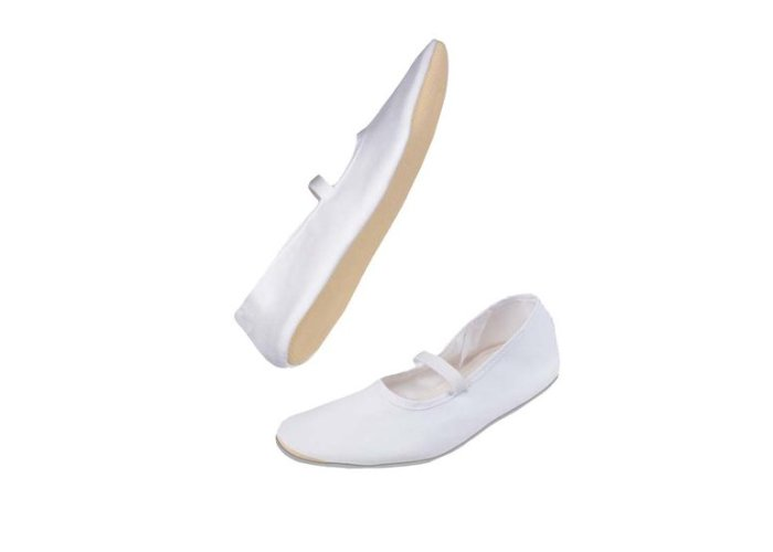 Eurythmie schoenen - Wit